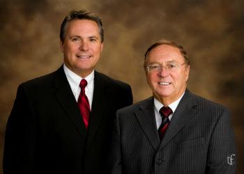 Mark and Jay Watson